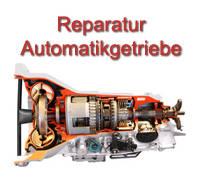 Reparatur Automatikgetriebe